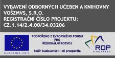 Vybavení odborných učeben a knihovny VOŠZMVS, s.r.o.